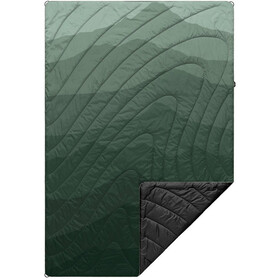 Rumpl Original Puffy 1P Blanket cascade fade